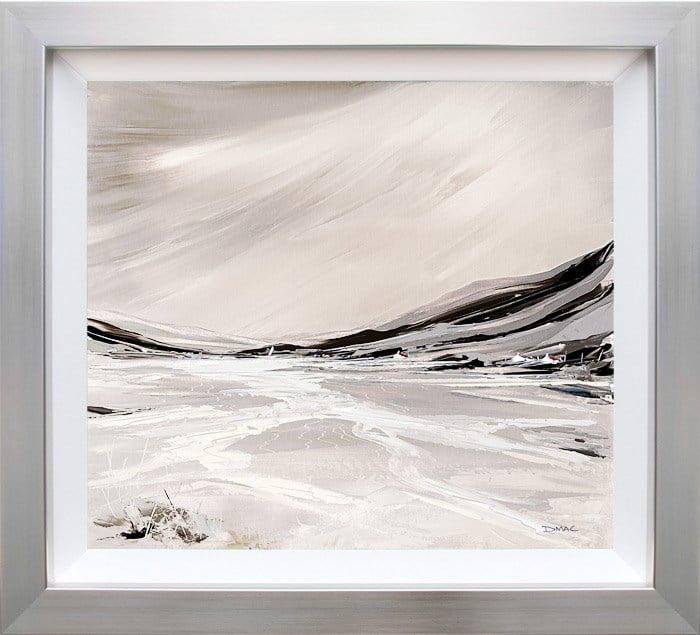 Sparkling shores ~ Duncan MacGregor