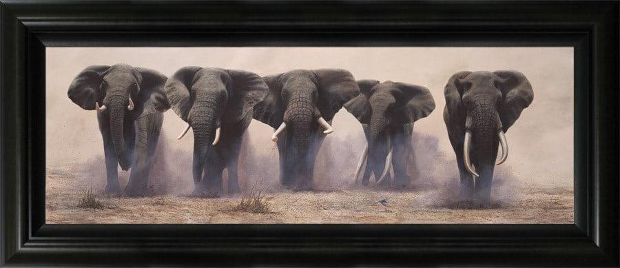 The wild bunch ~ Jonathan Truss
