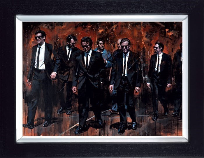 Reservoir Dogs ~ Zinsky