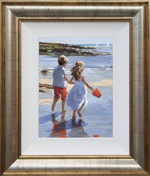 Seaside days i ~ Sherree Valentine Daines