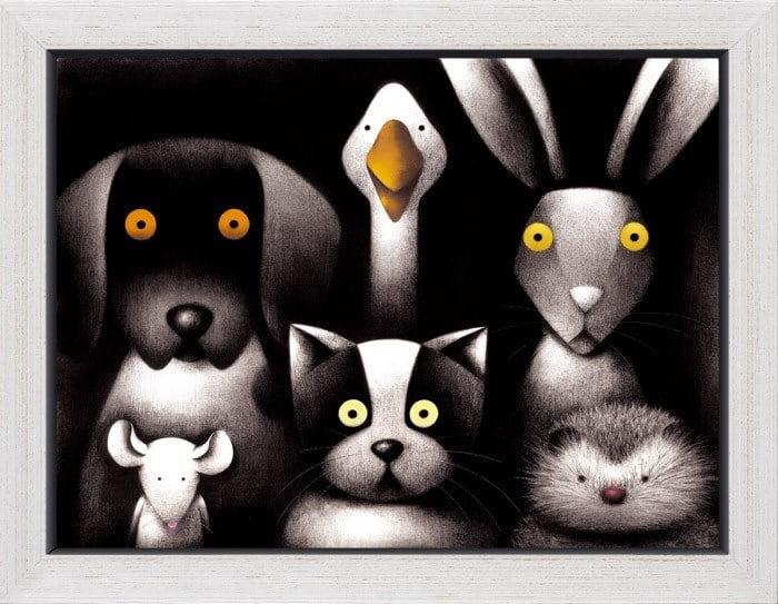 Power cut ~ Doug Hyde