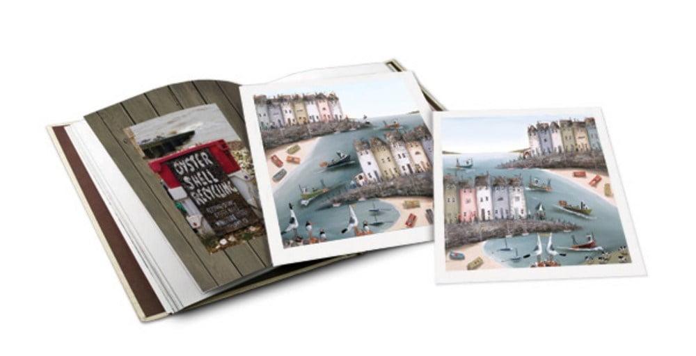 Fish and Ships (Deluxe) ~ Rebecca Lardner