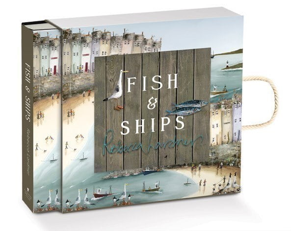 Fish and Ships (Limited Book) ~ Rebecca Lardner