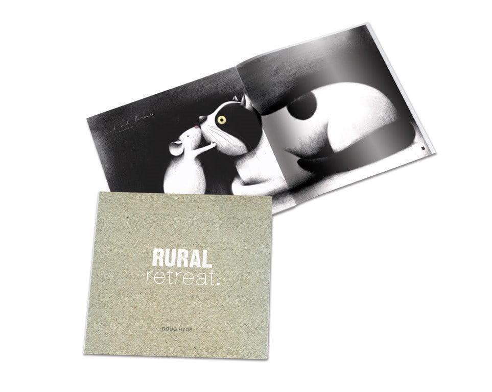 Rural Retreat (Book) ~ Doug Hyde