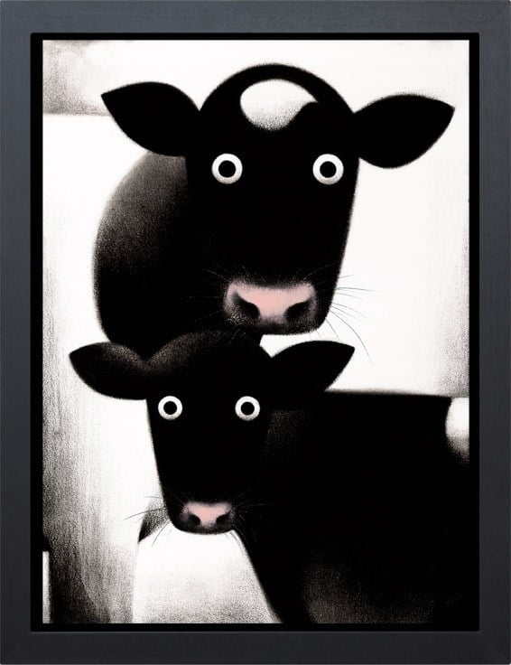 Family Portrait ~ Doug Hyde