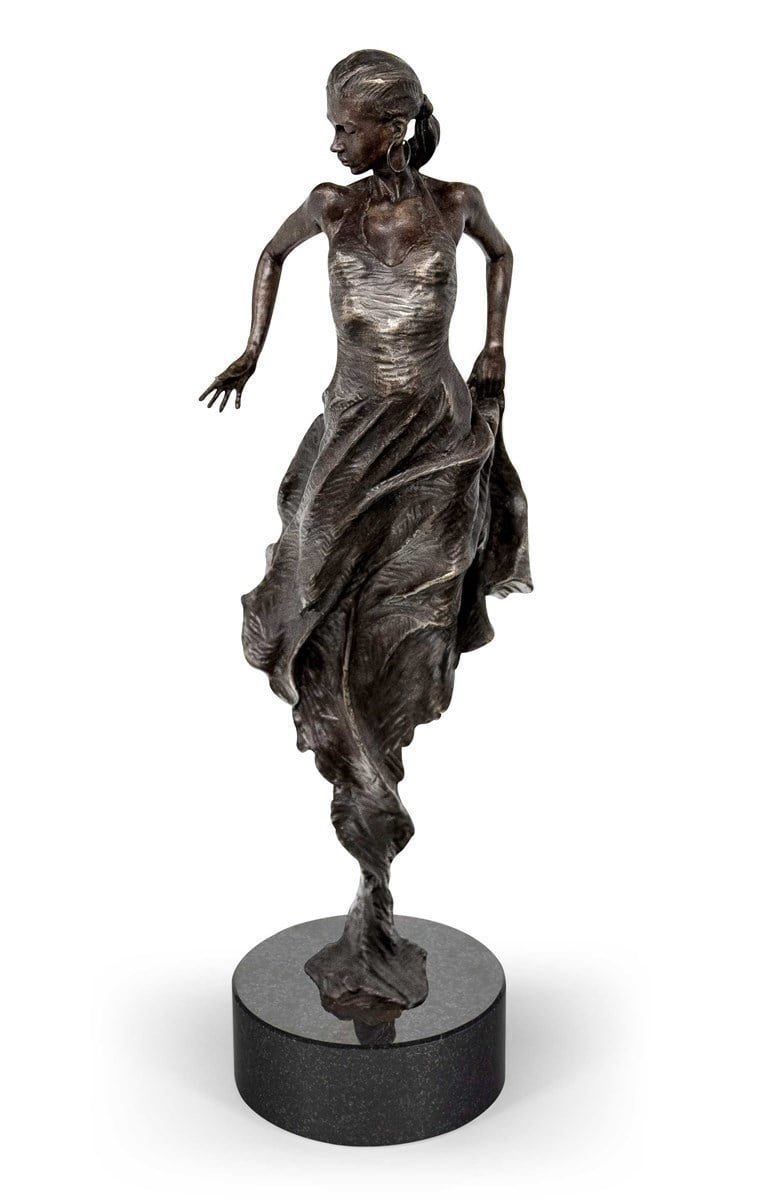 Flamenco Dancer (Sculpture) ~ Carl Payne