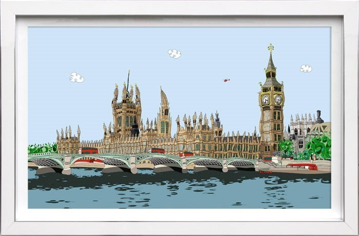 Westminster Waterfront ~ Dylan Izaak