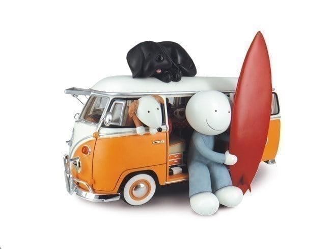 Beach Bum ~ Doug Hyde