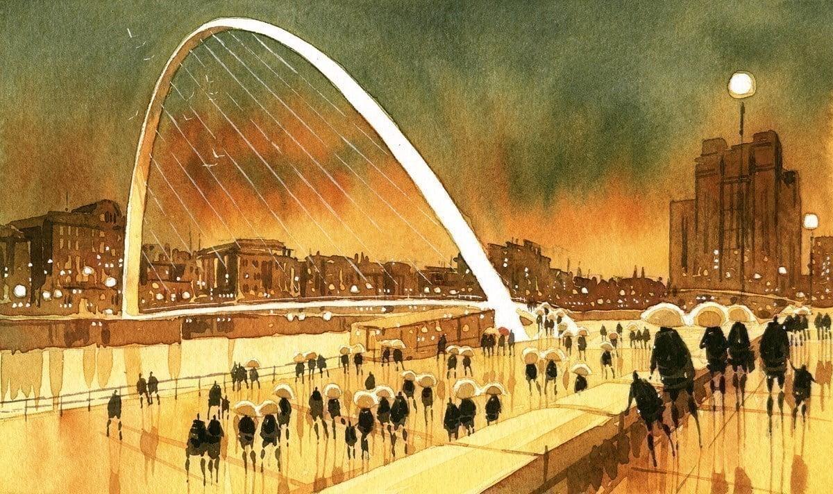 Millenium Promenade ~ Peter J Rodgers