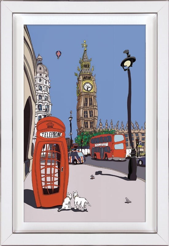 London Calling ~ Dylan Izaak