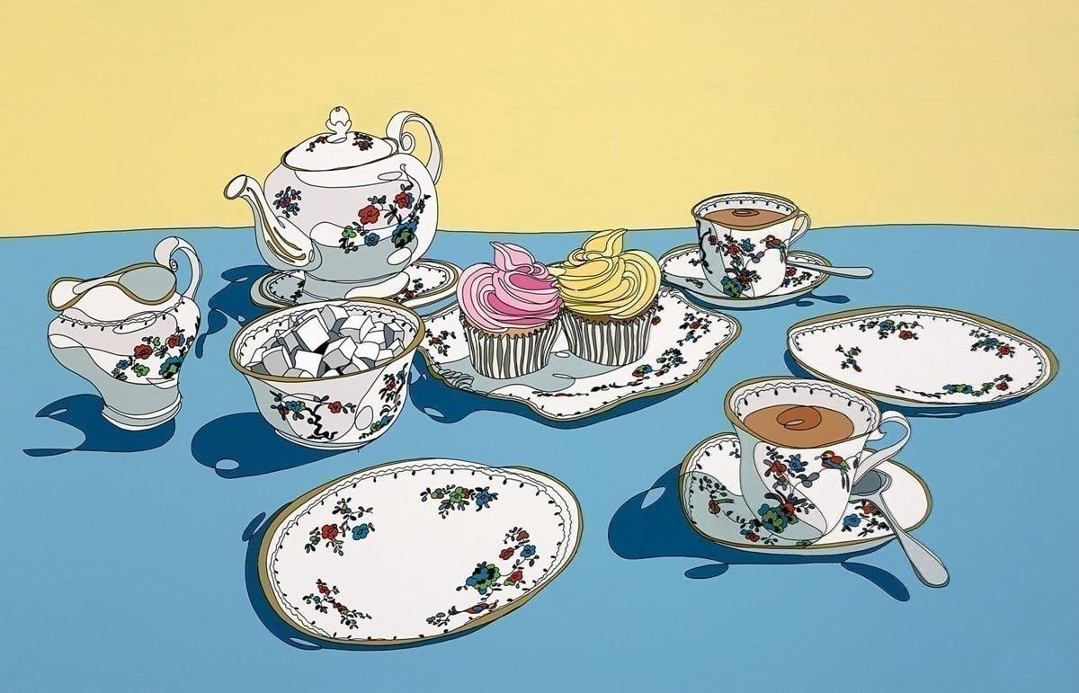 Tea For Two ~ Dylan Izaak