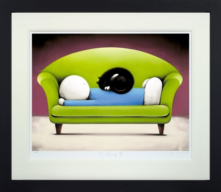 Catnap II ~ Doug Hyde