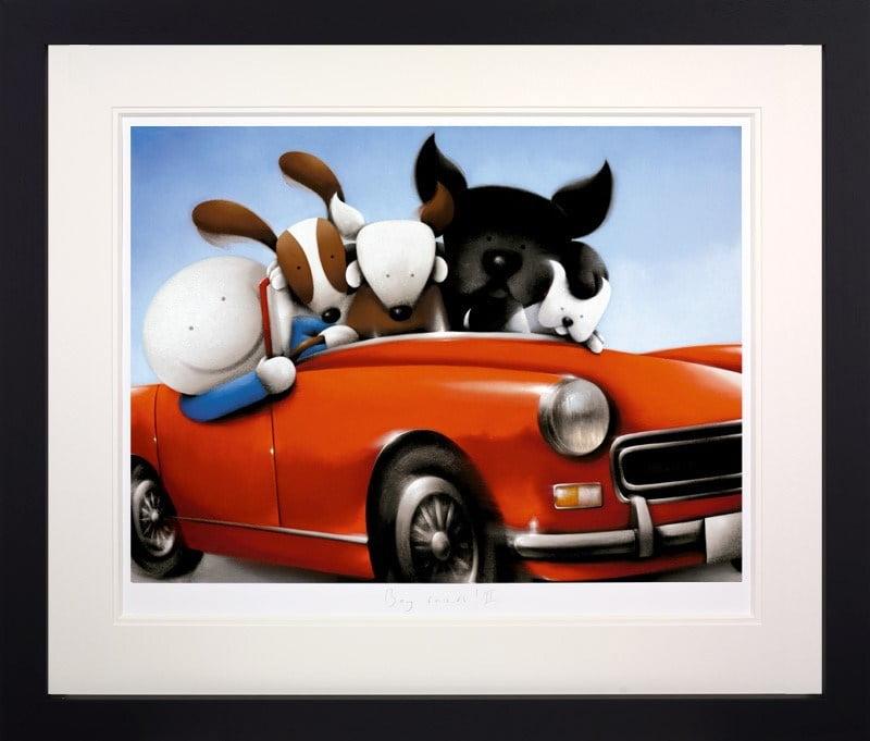 Boy Racers II ~ Doug Hyde
