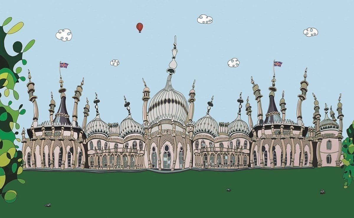 Brighton pavilion ~ Dylan Izaak