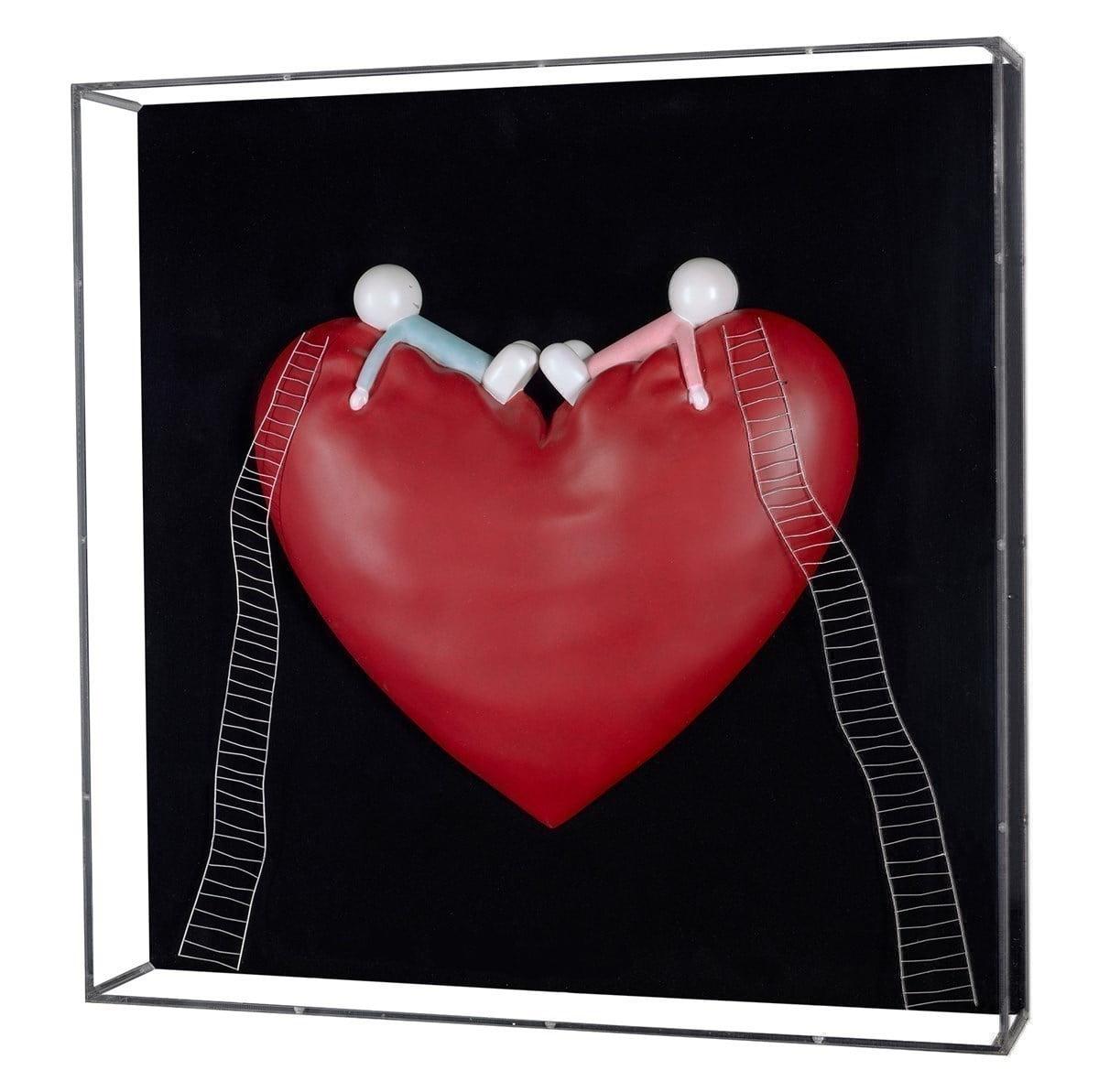 High on Love (Objet D'Art) ~ Doug Hyde