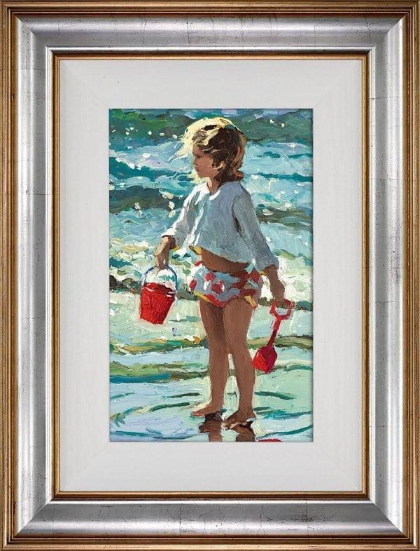 Seaside Sandcastles ~ Sherree Valentine Daines