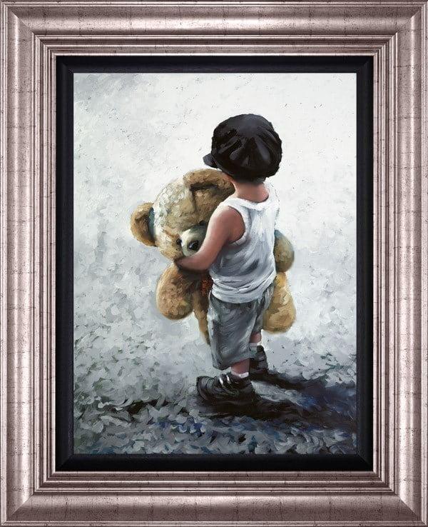 Teddy boy ~ Keith Proctor