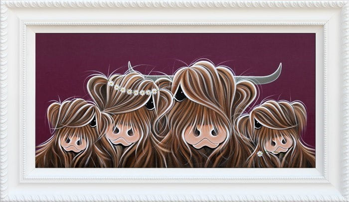 The McDaisies ~ Jennifer Hogwood