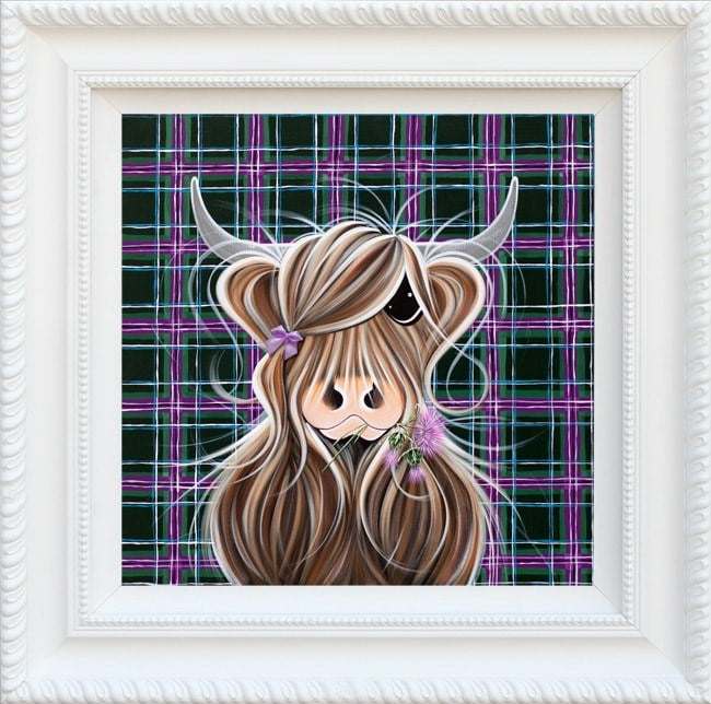 Highland Girl ~ Jennifer Hogwood