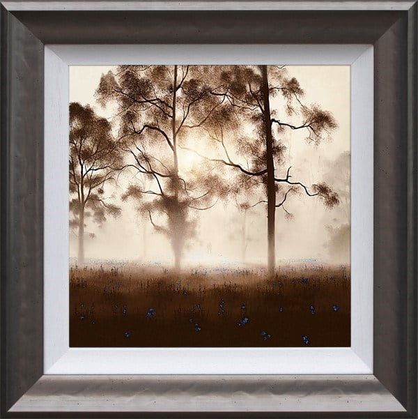 Bluebell Wood ~ John Waterhouse
