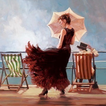 Dancing on the Deck ~ Mark Spain