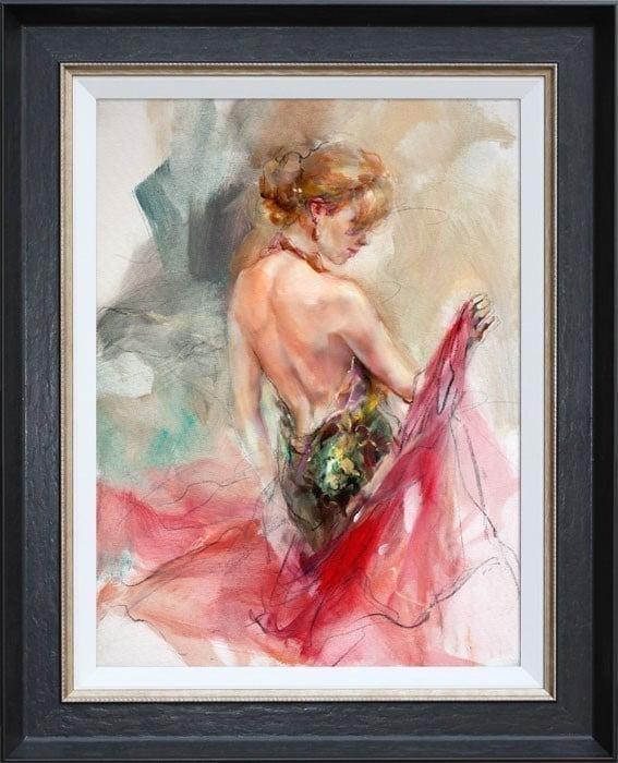 Elegant Muse I ~ Anna Razumovskaya
