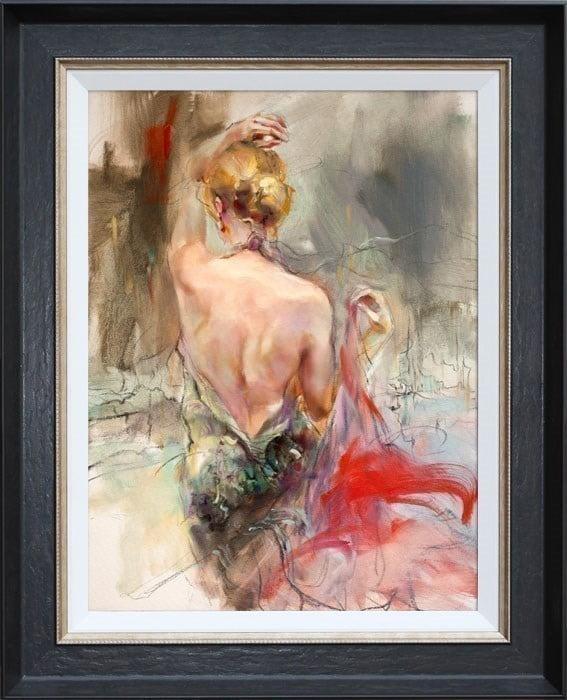 Elegant Muse II ~ Anna Razumovskaya