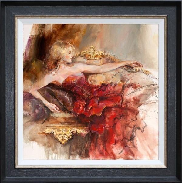 English Rose ~ Anna Razumovskaya
