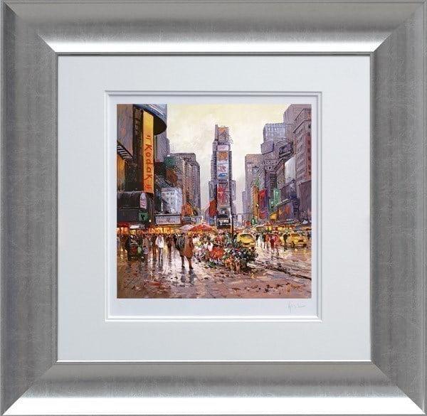 Flower Stall, Manhattan ~ Henderson Cisz