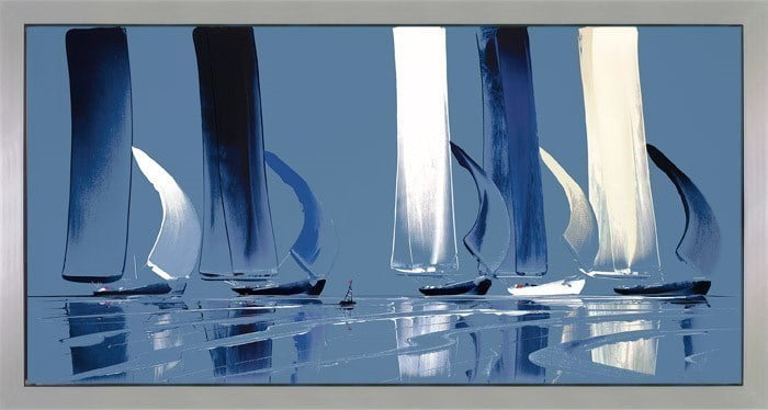 Flying Sails III ~ Duncan MacGregor