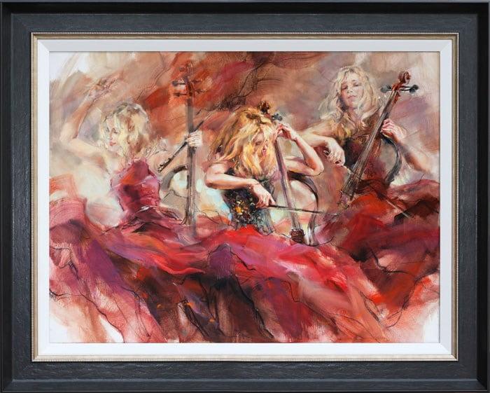 Golden Chord ~ Anna Razumovskaya