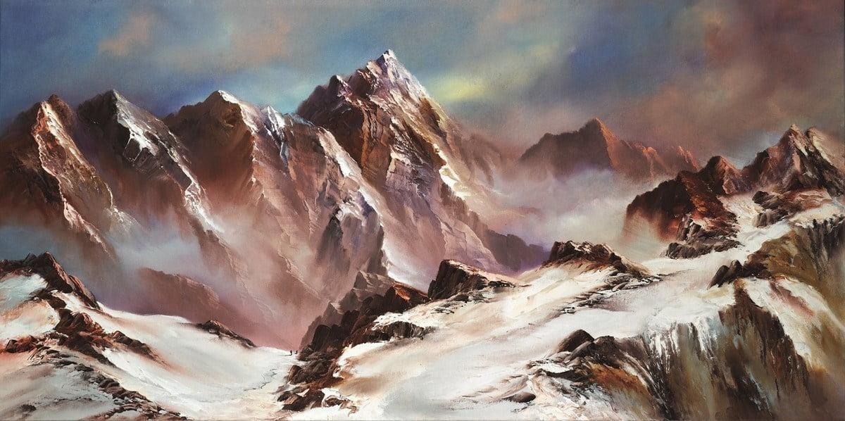 Path to the Peak ~ Philip Gray