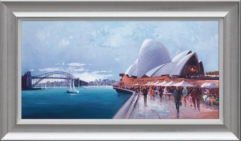 Sydney Harbour ~ Henderson Cisz
