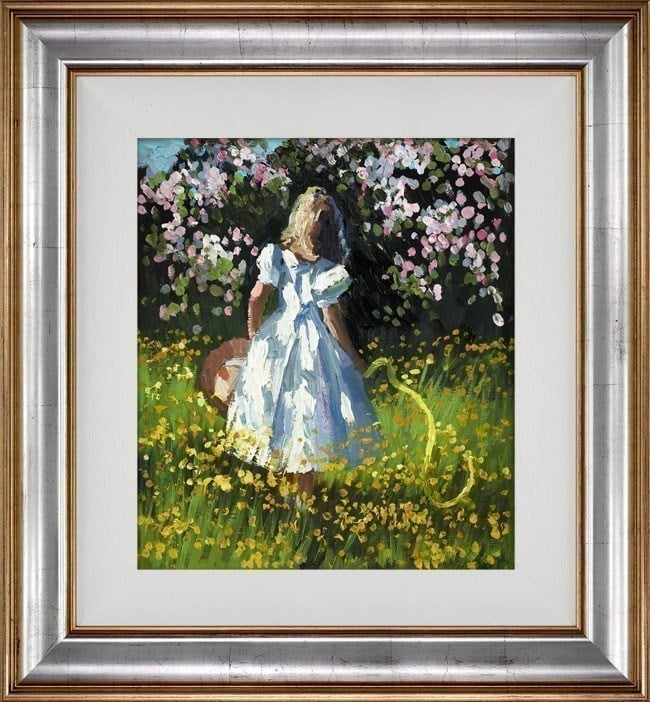 Buttercup Meadow ~ Sherree Valentine Daines