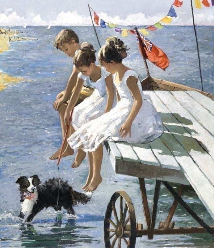 On The Jetty (Deluxe) ~ Sherree Valentine Daines