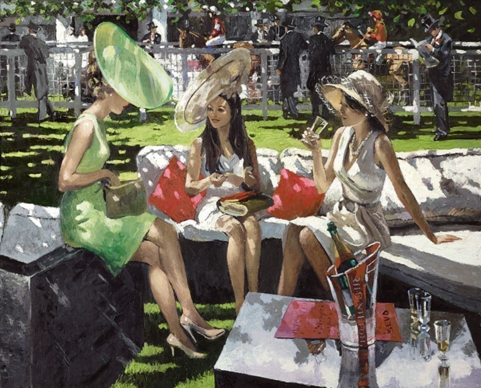 Race Day Celebrations (Deluxe) ~ Sherree Valentine Daines