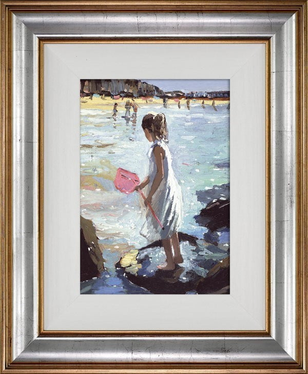 Searching the Shallows ~ Sherree Valentine Daines