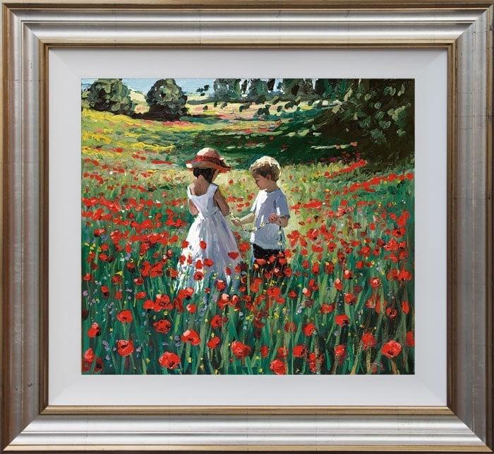Summer Daisy Chain ~ Sherree Valentine Daines