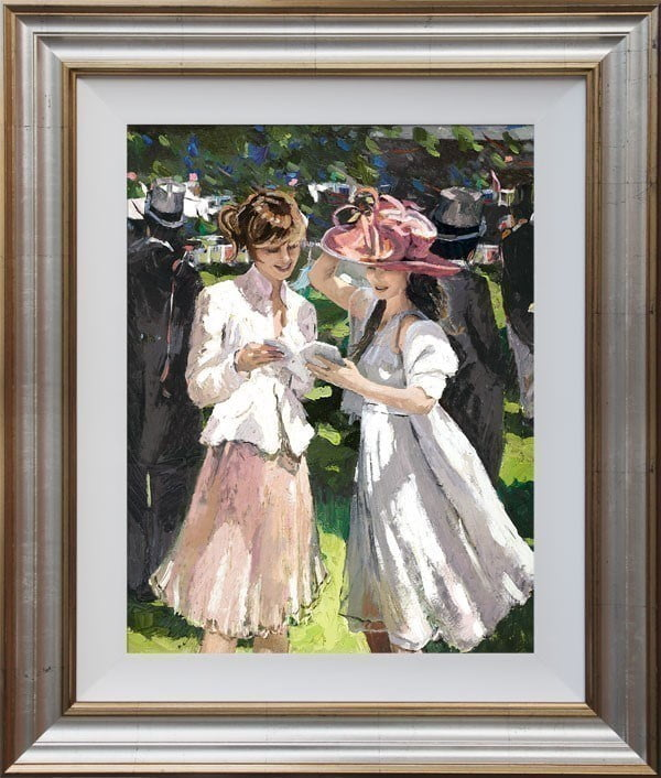 Royal Ascot Ladies Day II ~ Sherree Valentine Daines