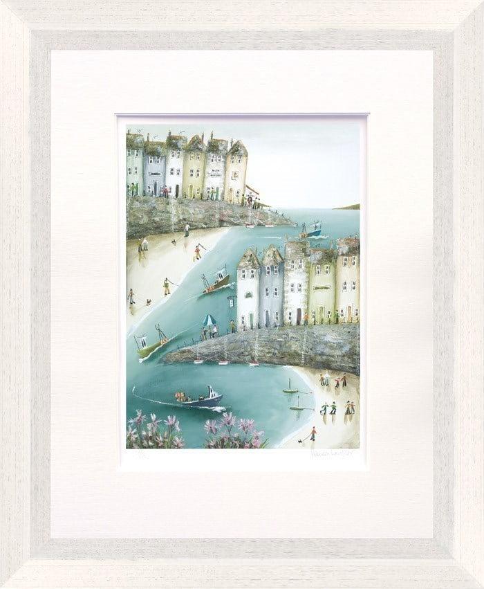 Floral Cove (Paper) ~ Rebecca Lardner