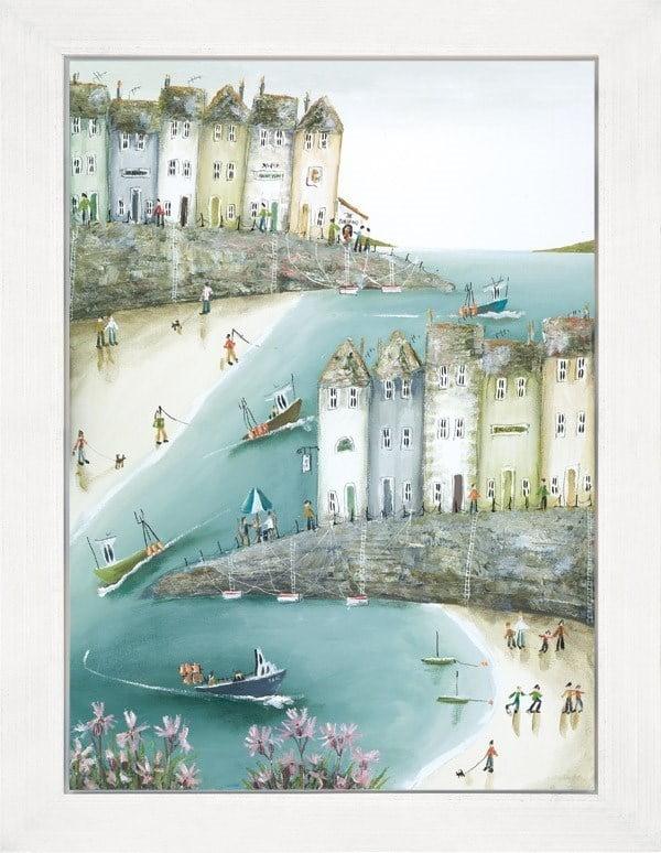 Floral Cove ~ Rebecca Lardner