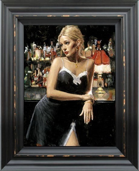 English Rose VII ~ Fabian Perez