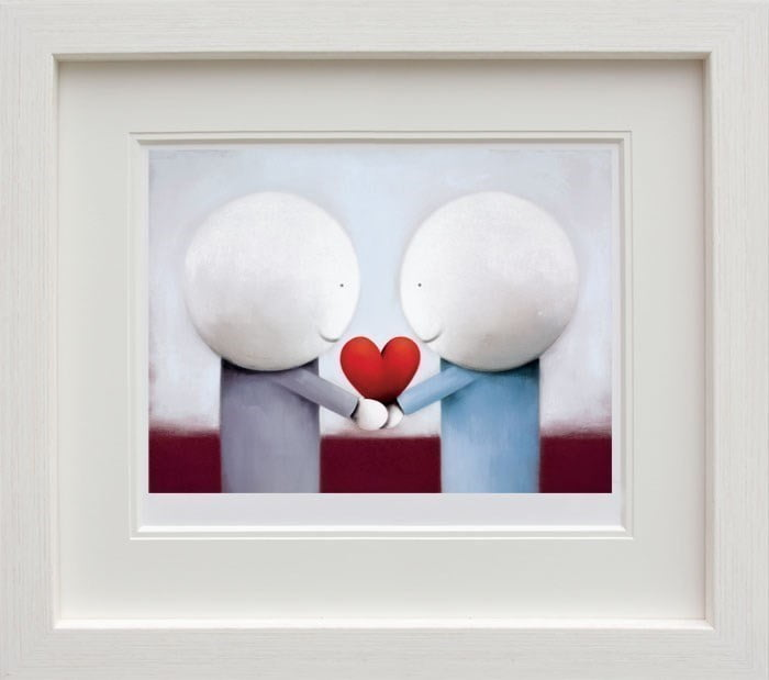 Sharing Love (Paper) ~ Doug Hyde