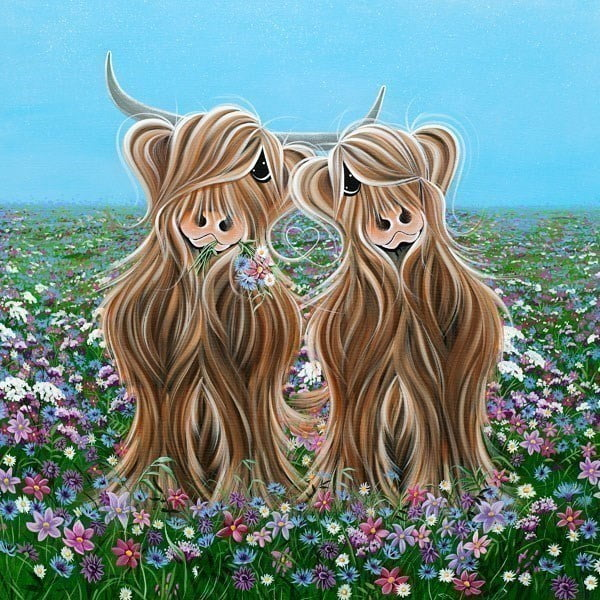 Fields of Love ~ Jennifer Hogwood