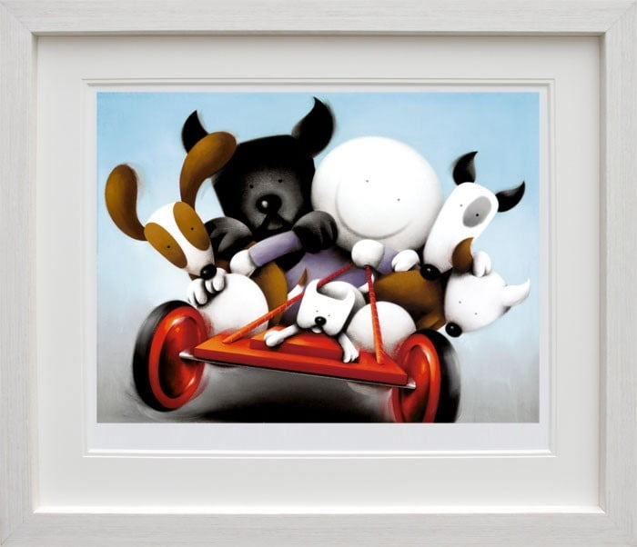 Hold on Tight ~ Doug Hyde