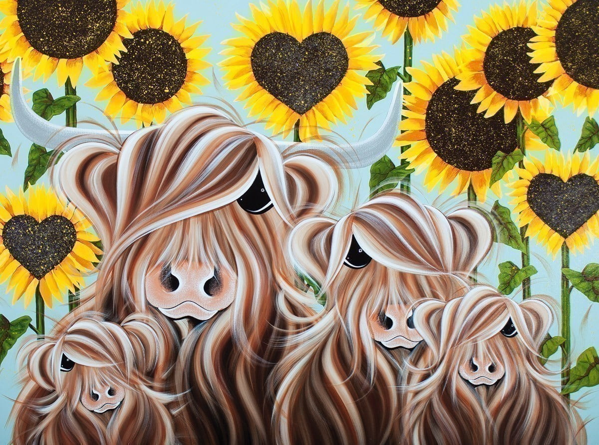 Safe in the Garden of Love ~ Jennifer Hogwood