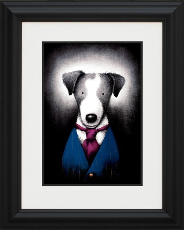 Suited and Booted ~ Doug Hyde