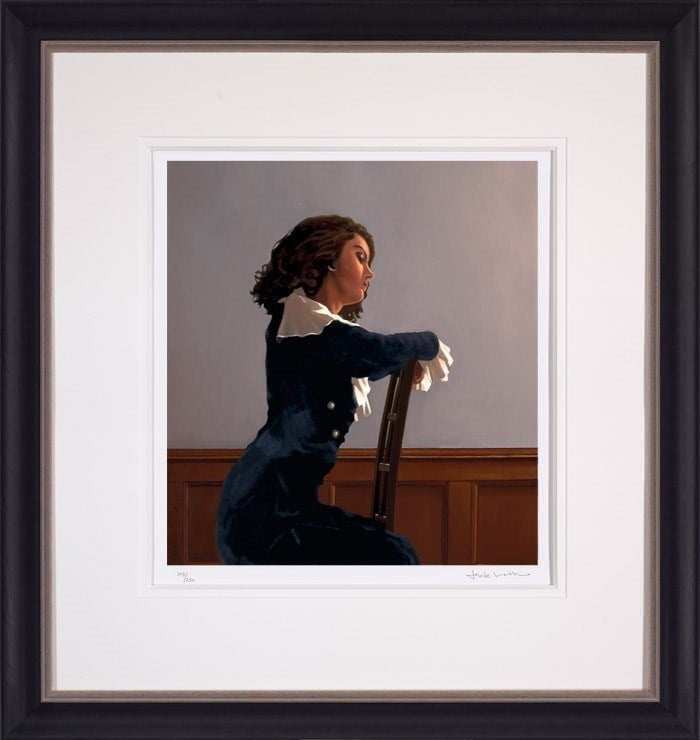 Afternoon Reverie ~ Jack Vettriano