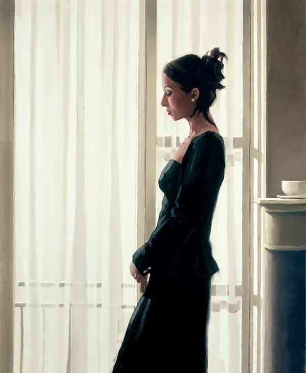 Beautiful Dreamer ~ Jack Vettriano