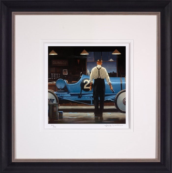 Birth of a Dream ~ Jack Vettriano